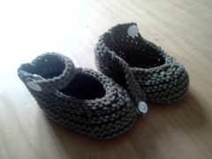 chaussons,tricot